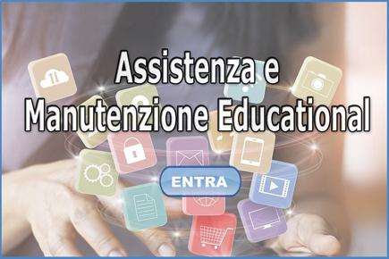 Assistenza e Manutenzione Educational