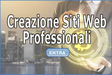 Creazione Siti Web Professionali